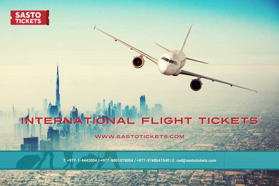 SastoTickets - #1 Online Travel Agency of Nepal - Flights, Hotels, Vehicles, Insurance, Helicopter, FOREX, Events, Holidays, Trekking, Expedition