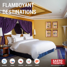 FLAMBOYANT DESTINATIONS